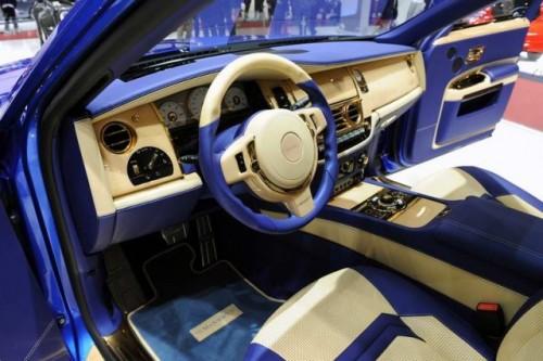 Geneva LIVE: Mansory Rolls-Royce Ghost21169