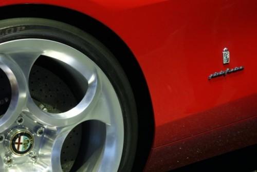 Geneva LIVE: Pininfarina 2uettottanta, concept pentru Alfa Romeo 15921052