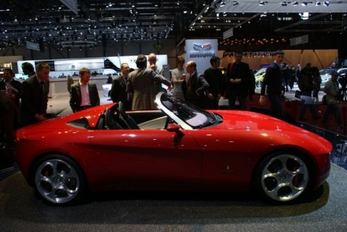 Geneva LIVE: Pininfarina 2uettottanta, concept pentru Alfa Romeo 15921054