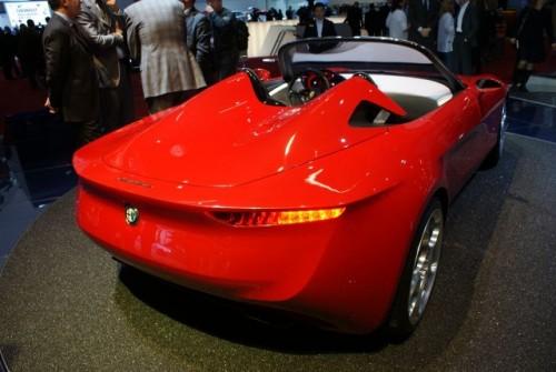 Geneva LIVE: Pininfarina 2uettottanta, concept pentru Alfa Romeo 15921058