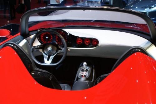 Geneva LIVE: Pininfarina 2uettottanta, concept pentru Alfa Romeo 15921062