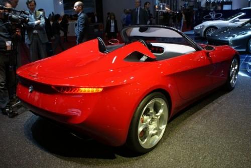 Geneva LIVE: Pininfarina 2uettottanta, concept pentru Alfa Romeo 15921066