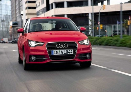 Geneva LIVE: Audi A1 S Line21006