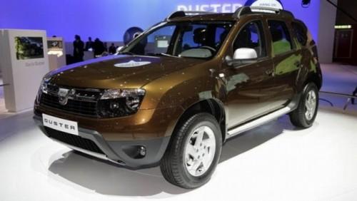 Geneva LIVE: A fost lansat Dacia Duster!20999