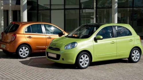 Geneva Live: Nissan Micra20989