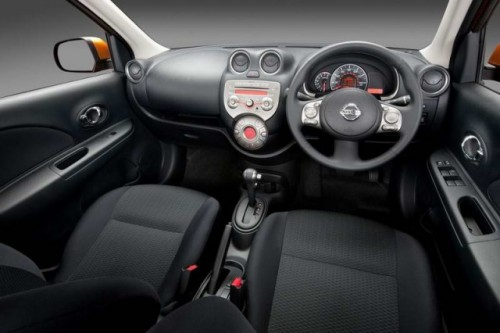 Geneva Live: Nissan Micra20996