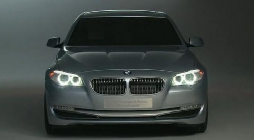 VIDEO: Noul BMW Seria 5 ActiveHybrid la Geneva20986