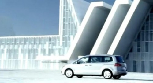 VIDEO: Noul VW Sharan, prezentat la Geneva20985