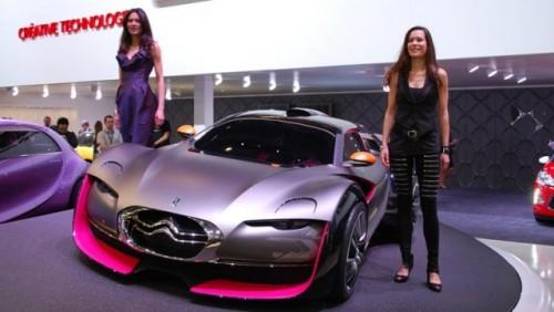 Geneva LIVE: Conceptul Citroen Survolt20954
