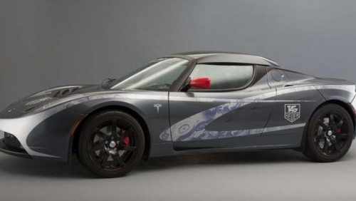 Geneva 2010: Tag Heuer Tesla Roadster20948