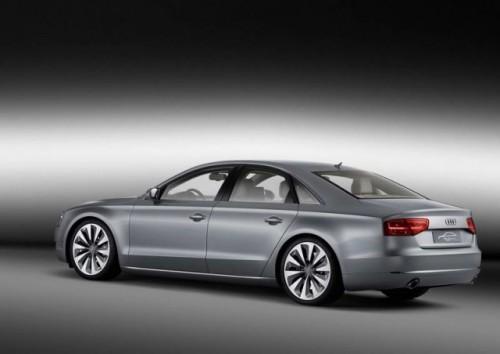 Geneva LIVE: Audi A8 hibrid, date oficiale20908