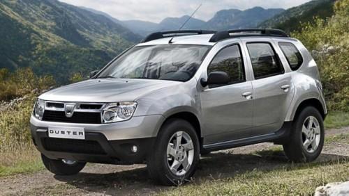Dacia Duster, de la 10.500 euro cu TVA in Romania20894