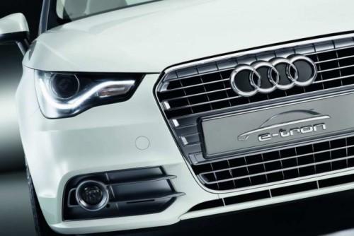 Geneva LIVE: Audi A1 e-tron, primele date oficiale20876