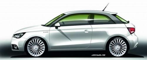 Geneva LIVE: Audi A1 e-tron, primele date oficiale20887