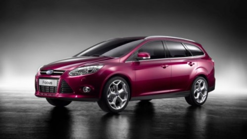 Iata noul Ford Focus break!20832