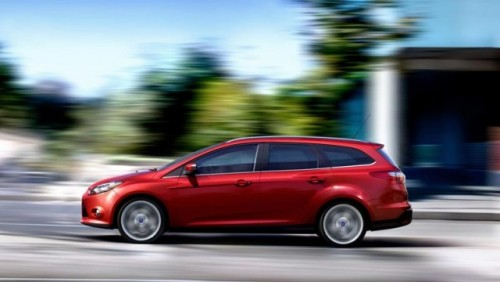 Iata noul Ford Focus break!20898