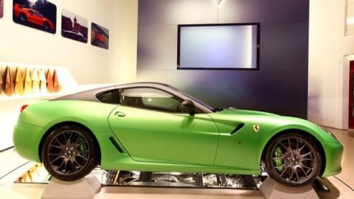 Primele imagini ale modelului Ferrari 599 GTB hibrid20781