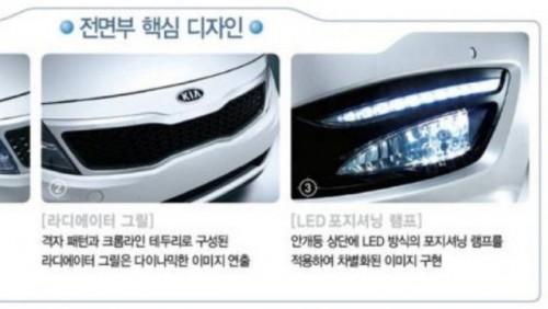 Primele imagini oficiale ale modelului Kia Magentis20774