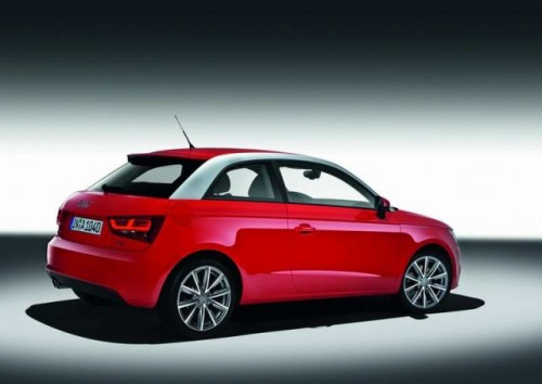 Geneva Preview: Audi A1 e-tron20733