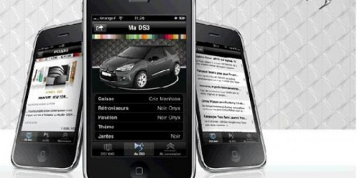 Aplicatie Citroen DS3 pentru iPhone si iPod Touch20719