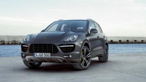 Iata noul Porsche Cayenne!20583