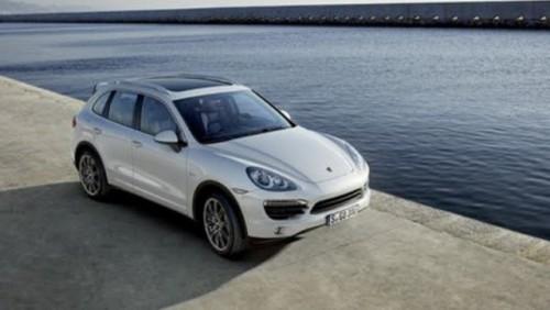 Iata noul Porsche Cayenne!20585