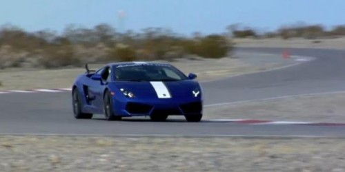 VIDEO: Lambo LP 550-2 Valentino Balboni vs. Ford GT vs. Audi R820549