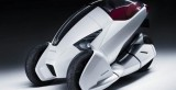 Honda 3R-C, concept electric pe 3 roti la Geneva20539
