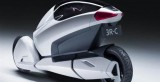 Honda 3R-C, concept electric pe 3 roti la Geneva20540