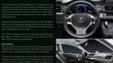 FOTO: Brosura noului Lexus CT-200h20510