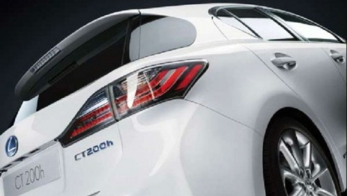 FOTO: Brosura noului Lexus CT-200h20513