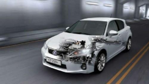 FOTO: Brosura noului Lexus CT-200h20516