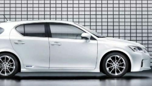 FOTO: Brosura noului Lexus CT-200h20519