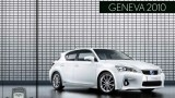 FOTO: Brosura noului Lexus CT-200h20507