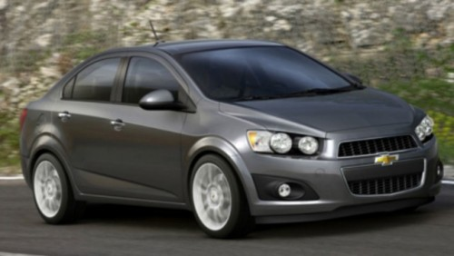 Noul Chevrolet Aveo20501