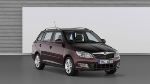OFICIAL: Skoda Fabia si Roomster facelift20496