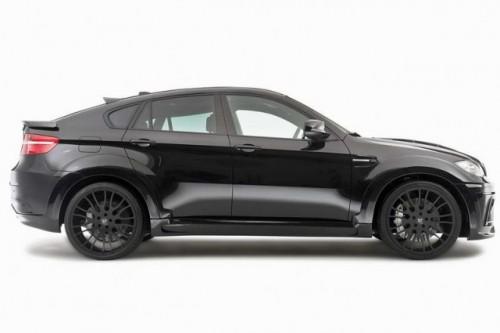 Geneva preview: BMW X6 de 670 CP marca Hamann20473