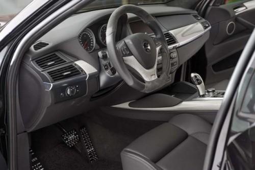 Geneva preview: BMW X6 de 670 CP marca Hamann20477