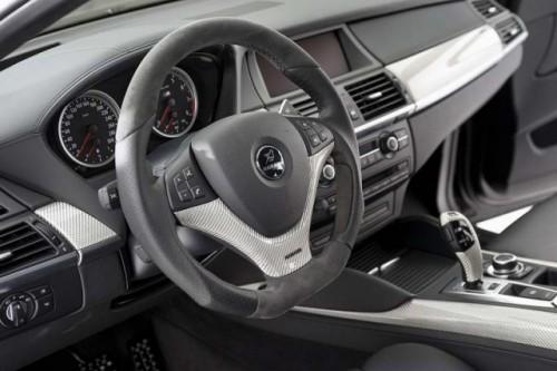 Geneva preview: BMW X6 de 670 CP marca Hamann20478