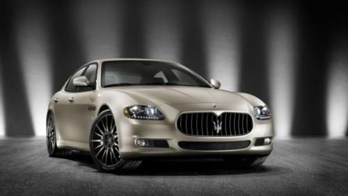 Maserati aduce Quattroporte Sport GT S Adwards Edition la Geneva20452