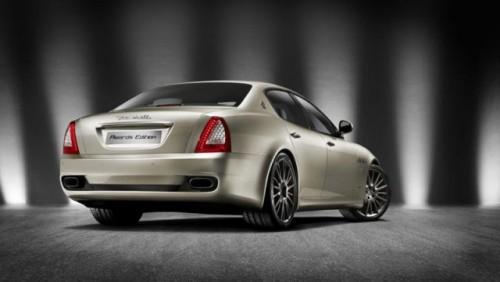 Maserati aduce Quattroporte Sport GT S Adwards Edition la Geneva20453