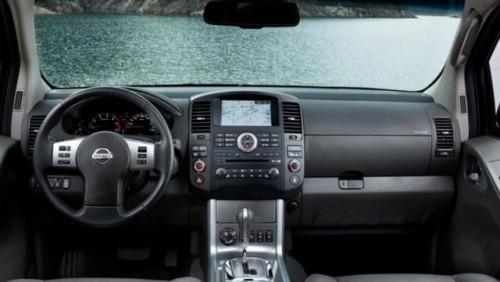 Nissan Pathfinder si Navara facelift20450