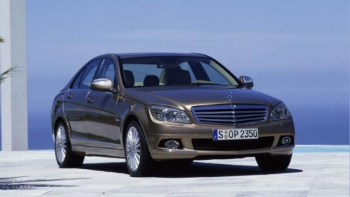 Mercedes introduce noul C 180 CDI20308