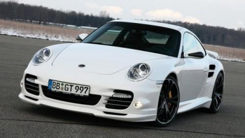 Techart  va prezenta la Geneva propriile versiuni 911 Turbo si Turbo S20310