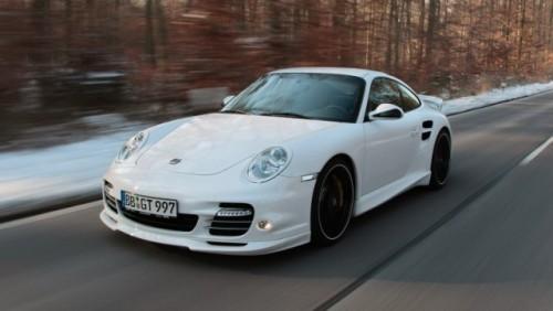 Techart  va prezenta la Geneva propriile versiuni 911 Turbo si Turbo S20317