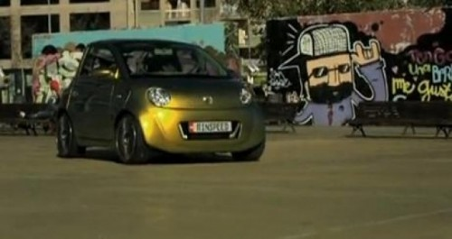VIDEO: Rinspeed UC? electric se prezinta20291