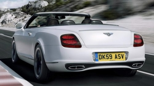 OFICIAL: Bentley Continental Supersports Convertible20201