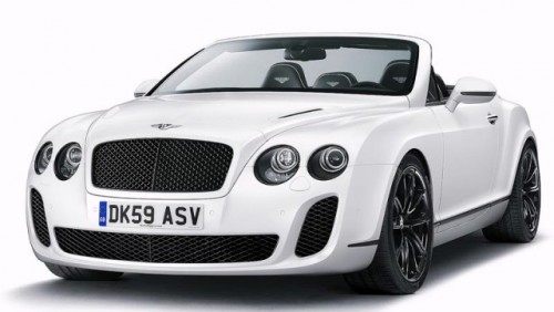 OFICIAL: Bentley Continental Supersports Convertible20207
