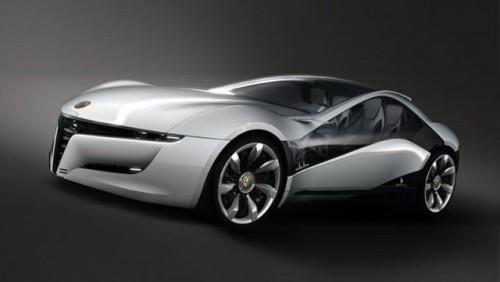 Bertone Pandion, concept pentru Alfa Romeo20194