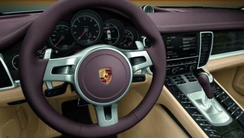 OFICIAL: Noul Porsche Panamera V620189